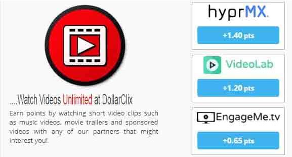 tareas sencillas que contiene Dollarclix