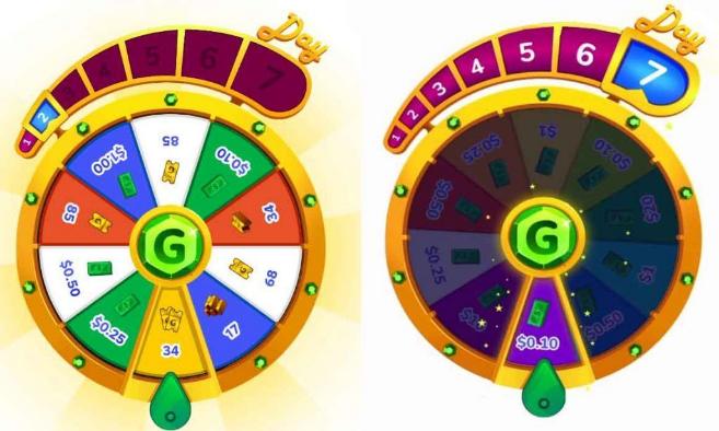 como usar la ruleta de la suerte en gamee